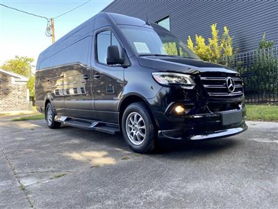 2020 Mercedes-Benz Sprinter 3500 High Roof 4x2, Midwest Automotive Designs Business Class Other/Specialty #MB10439 - photo 4