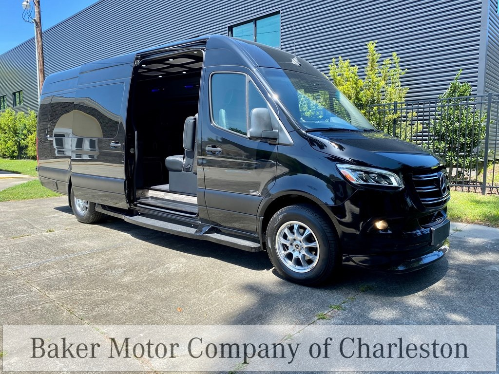 2020 Mercedes-Benz Sprinter 3500 4x2, Midwest Automotive Designs Business Class Other/Specialty #MB10440 - photo 4