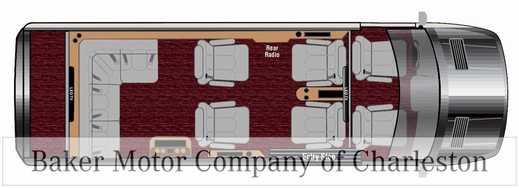 2020 Mercedes-Benz Sprinter 3500 High Roof 4x2, Midwest Automotive Designs Business Class Other/Specialty #MB10440 - photo 20