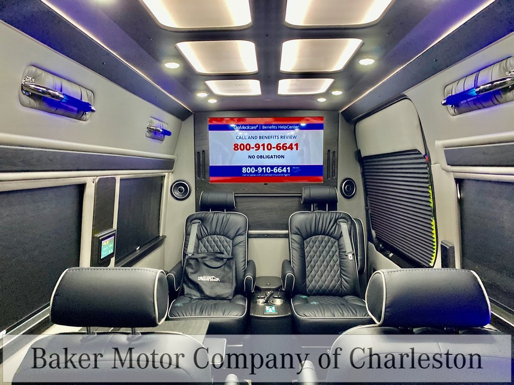 2020 Mercedes-Benz Sprinter 3500 High Roof 4x2, Midwest Automotive Designs Business Class Other/Specialty #MB10440 - photo 15