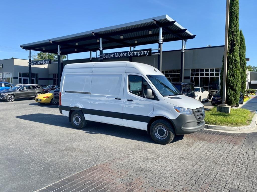 2020 Mercedes-Benz Sprinter 2500 4x2, Empty Cargo Van #MB10455 - photo 1
