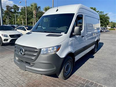 2020 Mercedes-Benz Sprinter 2500 4x2, Empty Cargo Van #MB10455 - photo 4