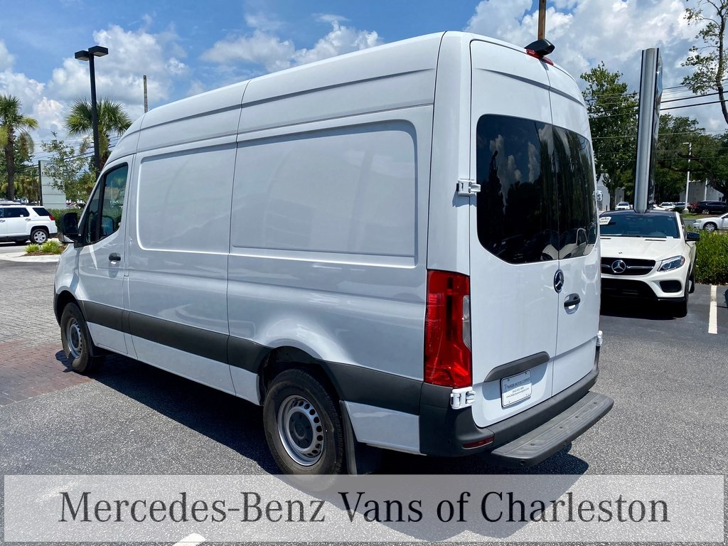 2020 Mercedes-Benz Sprinter 2500 Standard Roof 4x2, Empty Cargo Van #MB10488 - photo 6