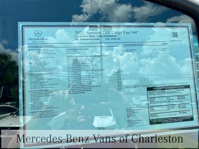 2020 Mercedes-Benz Sprinter 2500 Standard Roof 4x2, Empty Cargo Van #MB10488 - photo 10