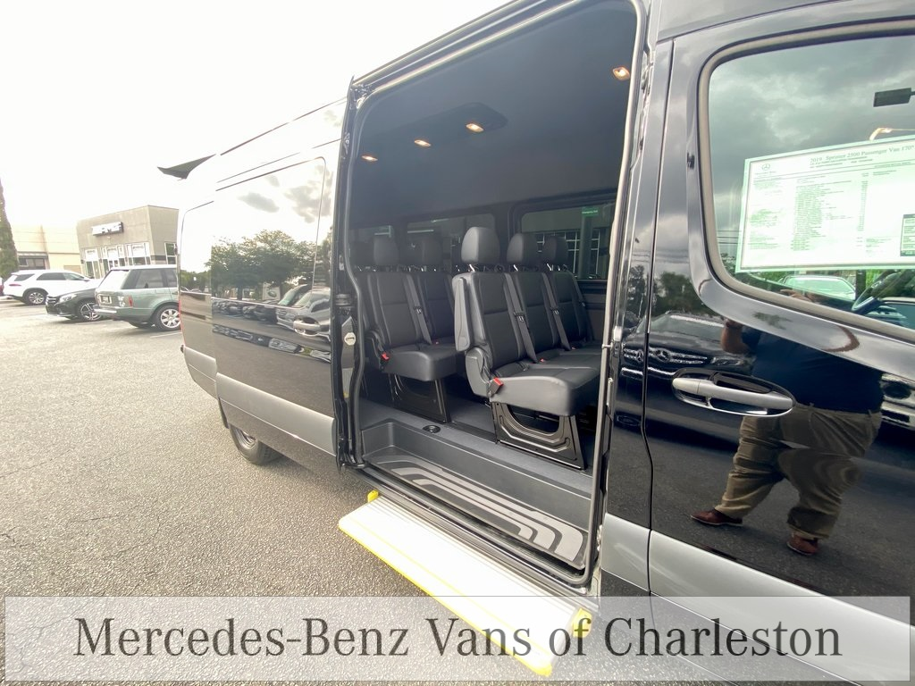 2020 Mercedes-Benz Sprinter 2500 4x2, Passenger Van #MB10493 - photo 6
