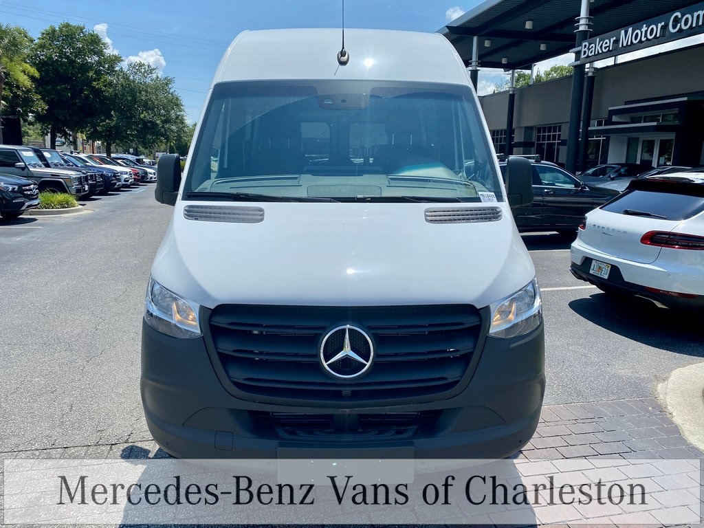2020 Mercedes-Benz Sprinter 2500 Standard Roof 4x2, Empty Cargo Van #MB10497 - photo 4