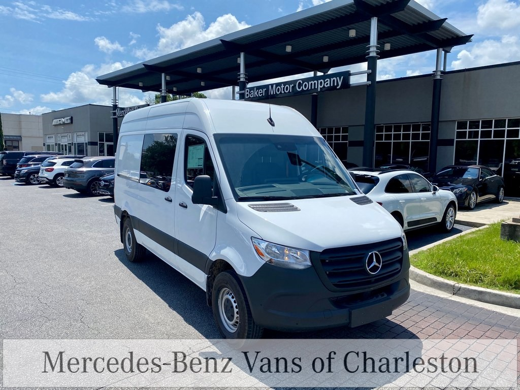 2020 Mercedes-Benz Sprinter 2500 Standard Roof 4x2, Empty Cargo Van #MB10497 - photo 5