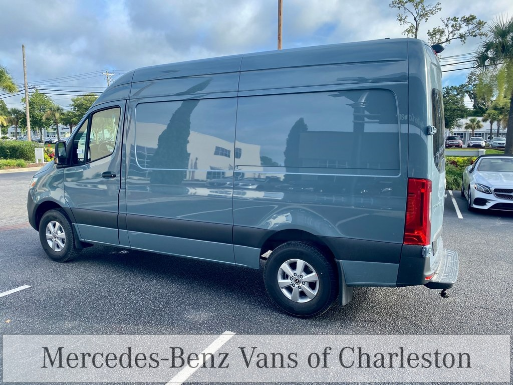 2020 Mercedes-Benz Sprinter 2500 Standard Roof 4x2, Empty Cargo Van #MB10510 - photo 10