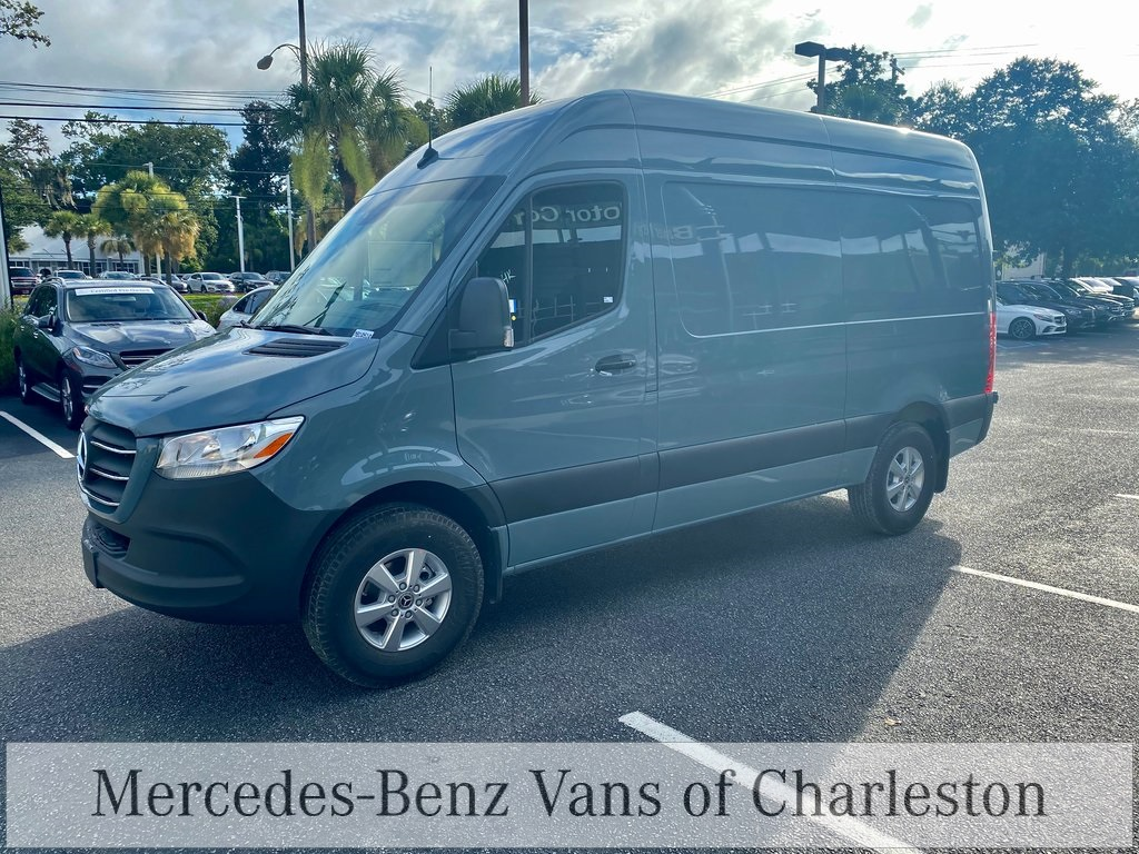 2020 Mercedes-Benz Sprinter 2500 Standard Roof 4x2, Empty Cargo Van #MB10510 - photo 9