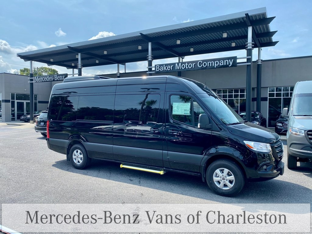 2020 Mercedes-Benz Sprinter 2500 4x2, Passenger Van #MB10523 - photo 1
