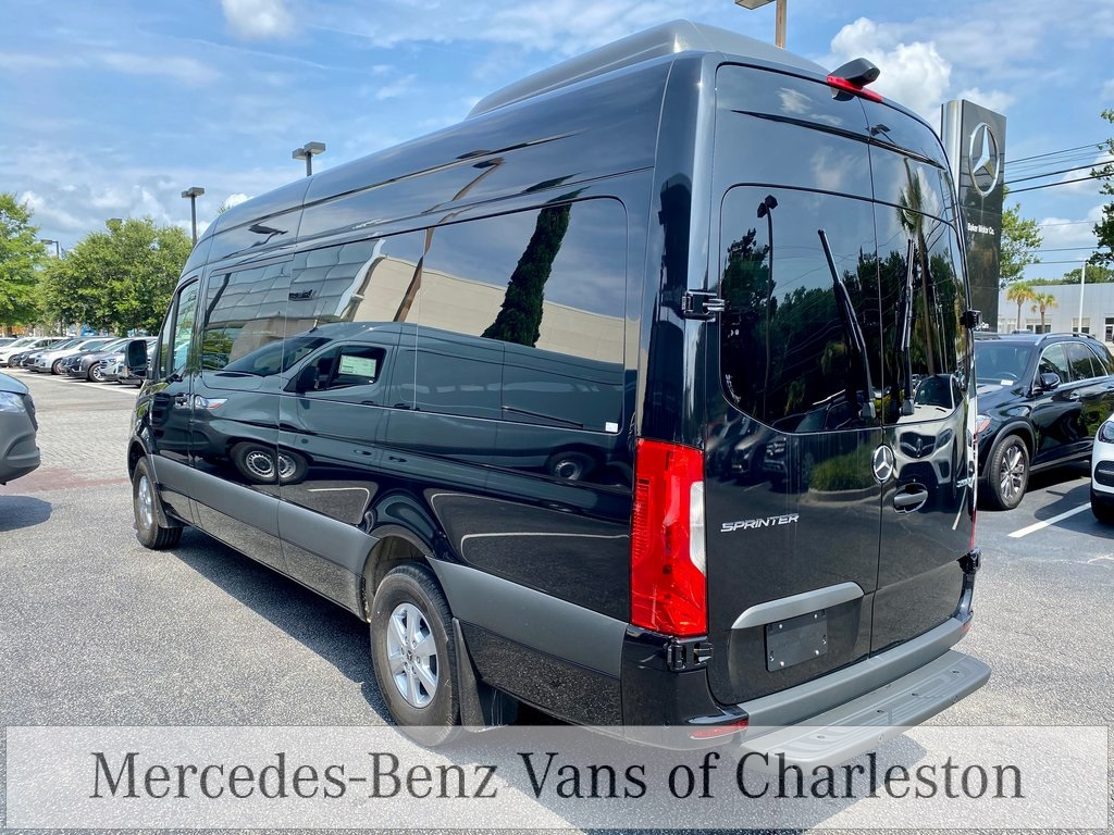 2020 Mercedes-Benz Sprinter 2500 4x2, Passenger Van #MB10523 - photo 11