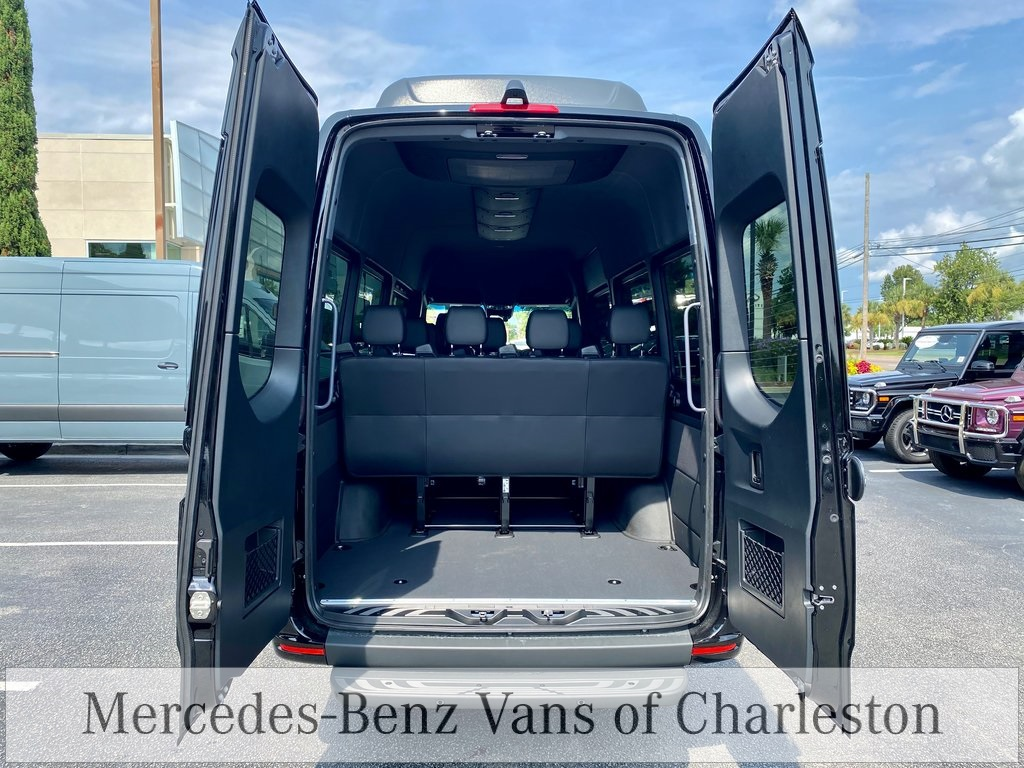2020 Mercedes-Benz Sprinter 2500 4x2, Passenger Van #MB10523 - photo 12