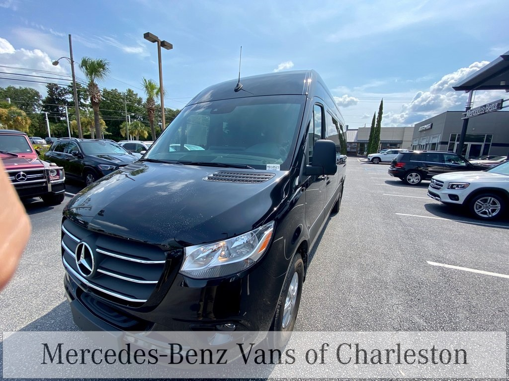 2020 Mercedes-Benz Sprinter 2500 4x2, Passenger Van #MB10523 - photo 8