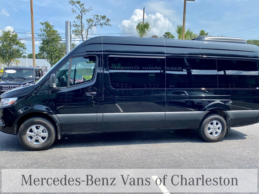 2020 Mercedes-Benz Sprinter 2500 4x2, Passenger Van #MB10523 - photo 9