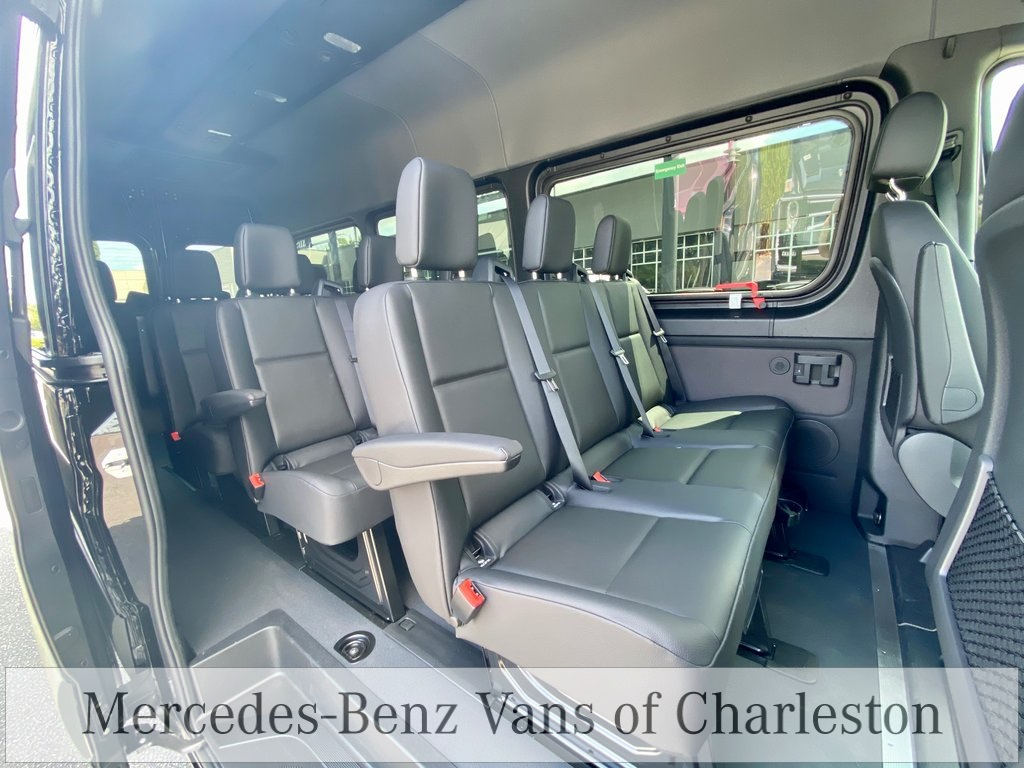 2020 Mercedes-Benz Sprinter 2500 High Roof 4x2, Passenger Van #MB10526 - photo 14