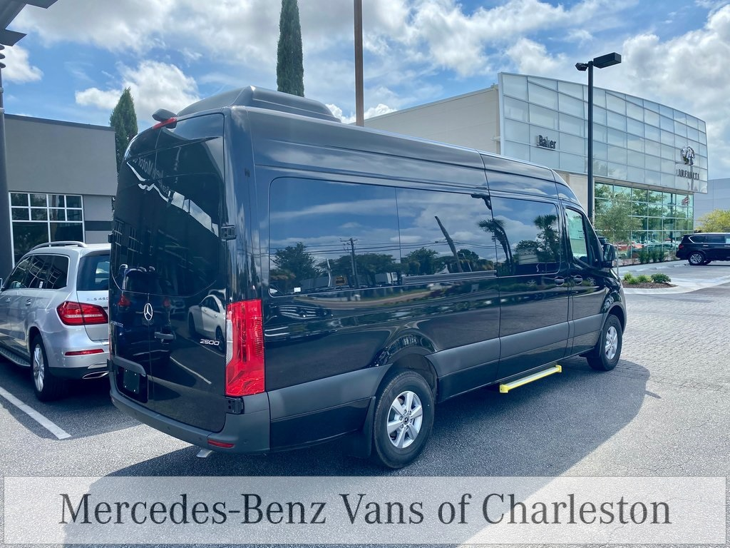 2020 Mercedes-Benz Sprinter 2500 High Roof 4x2, Passenger Van #MB10526 - photo 7