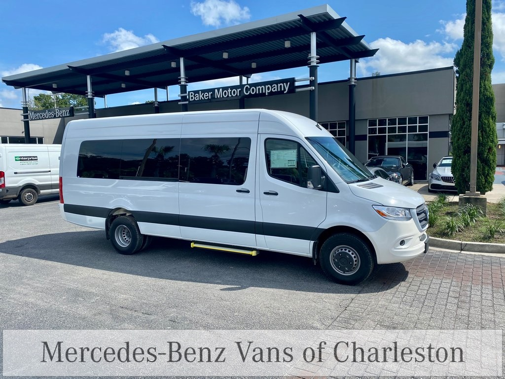 2020 Mercedes-Benz Sprinter 3500XD High Roof 4x2, Empty Cargo Van #MB10532 - photo 1