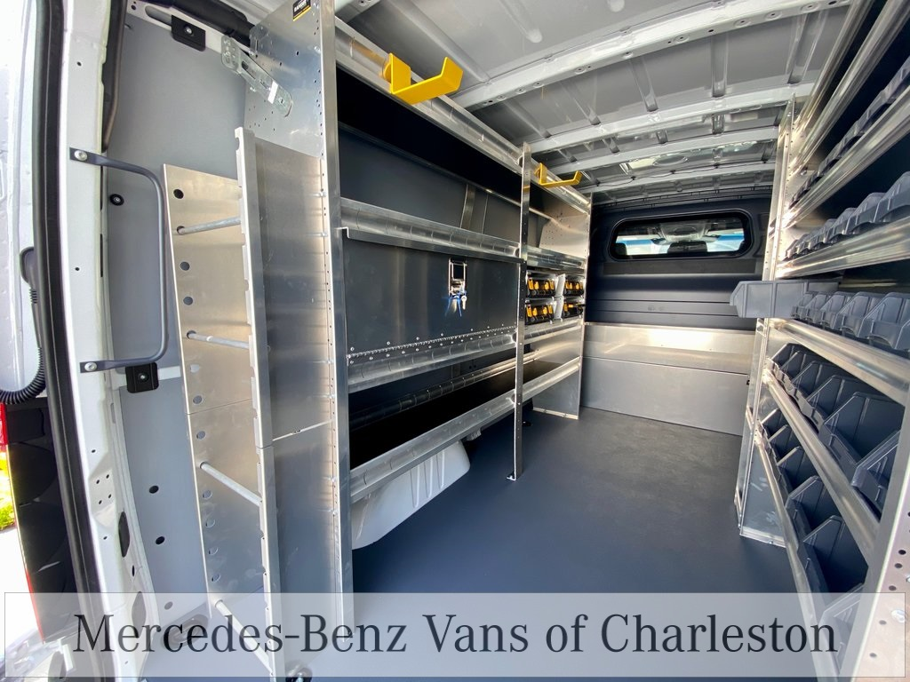 2020 Mercedes-Benz Sprinter 2500 Standard Roof 4x2, Ranger Design Electrician Upfitted Cargo Van #MB10549 - photo 17