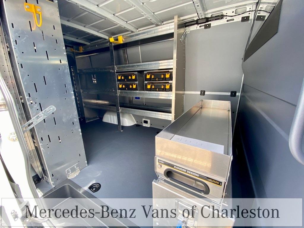 2020 Mercedes-Benz Sprinter 2500 Standard Roof 4x2, Ranger Design Electrician Upfitted Cargo Van #MB10549 - photo 6