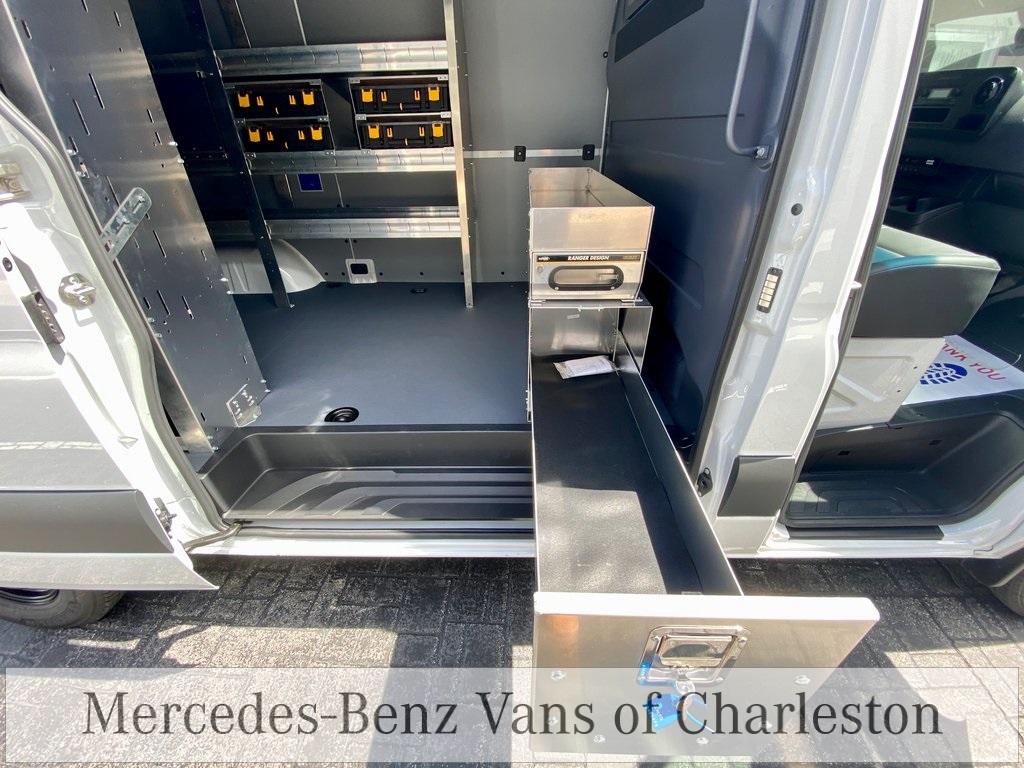 2020 Mercedes-Benz Sprinter 2500 Standard Roof 4x2, Ranger Design Electrician Upfitted Cargo Van #MB10549 - photo 7