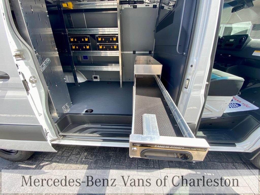 2020 Mercedes-Benz Sprinter 2500 Standard Roof 4x2, Ranger Design Electrician Upfitted Cargo Van #MB10549 - photo 8