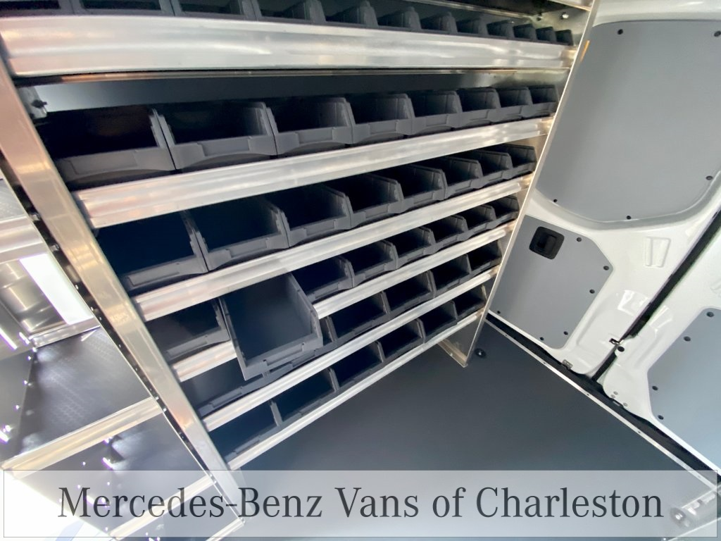 2020 Mercedes-Benz Sprinter 2500 Standard Roof 4x2, Ranger Design Electrician Upfitted Cargo Van #MB10549 - photo 11