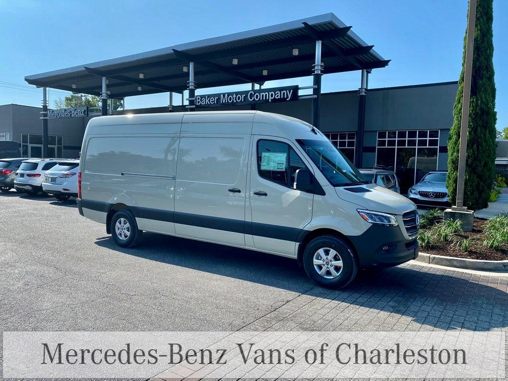 2020 Mercedes-Benz Sprinter 2500 High Roof 4x2, Empty Cargo Van #MB10561 - photo 1