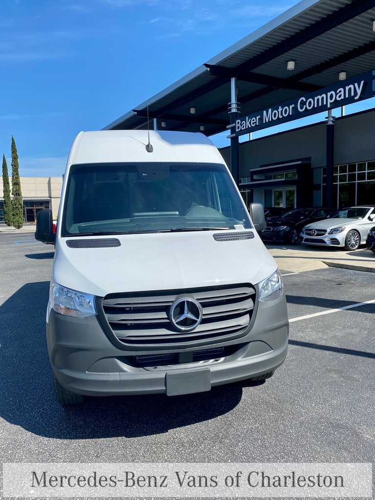 2020 Mercedes-Benz Sprinter 2500 Standard Roof 4x2, Empty Cargo Van #MB10622 - photo 3