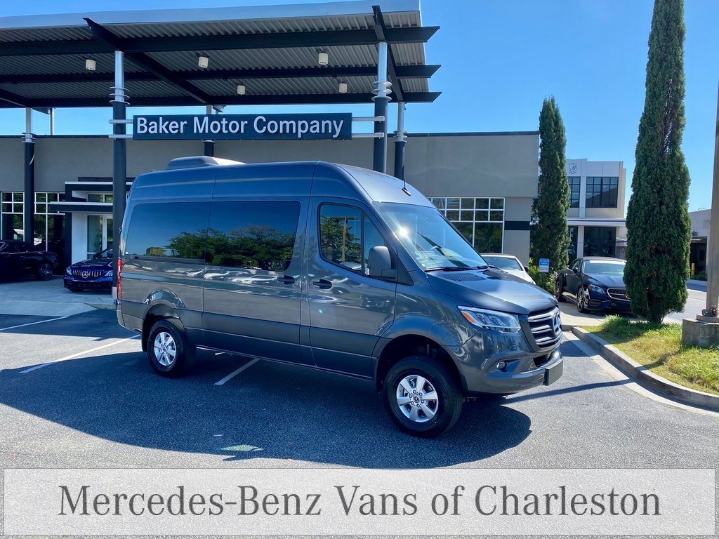 2020 Mercedes-Benz Sprinter 2500 Standard Roof 4x2, Passenger Van #MB10669 - photo 1