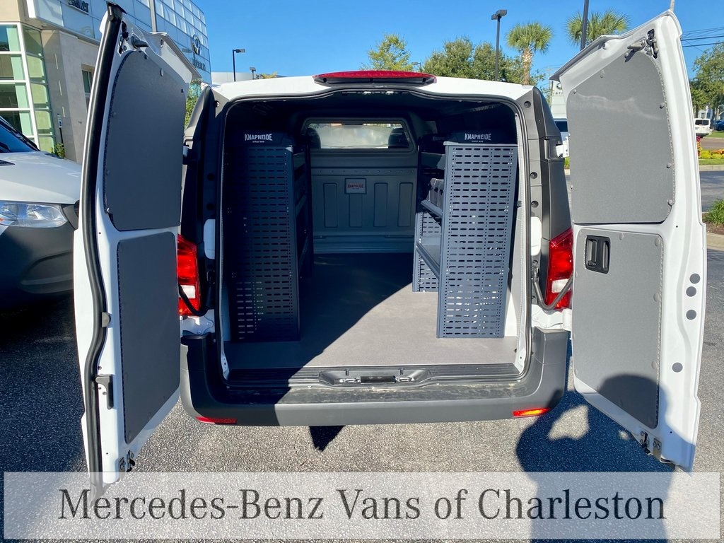 2020 Mercedes-Benz Metris 4x2, Knapheide Upfitted Cargo Van #MB10685 - photo 1
