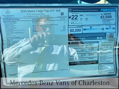 2020 Mercedes-Benz Metris 4x2, Knapheide Upfitted Cargo Van #MB10685 - photo 16