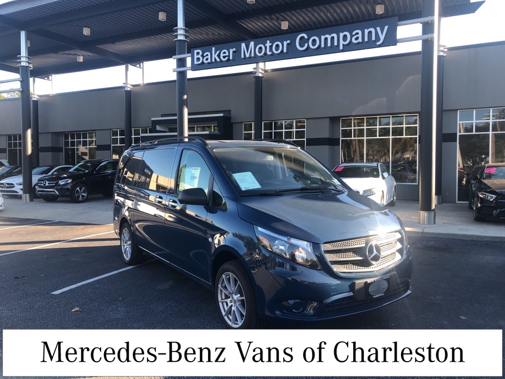 2019 Mercedes-Benz Metris 4x2, Passenger Van #MB8650 - photo 3