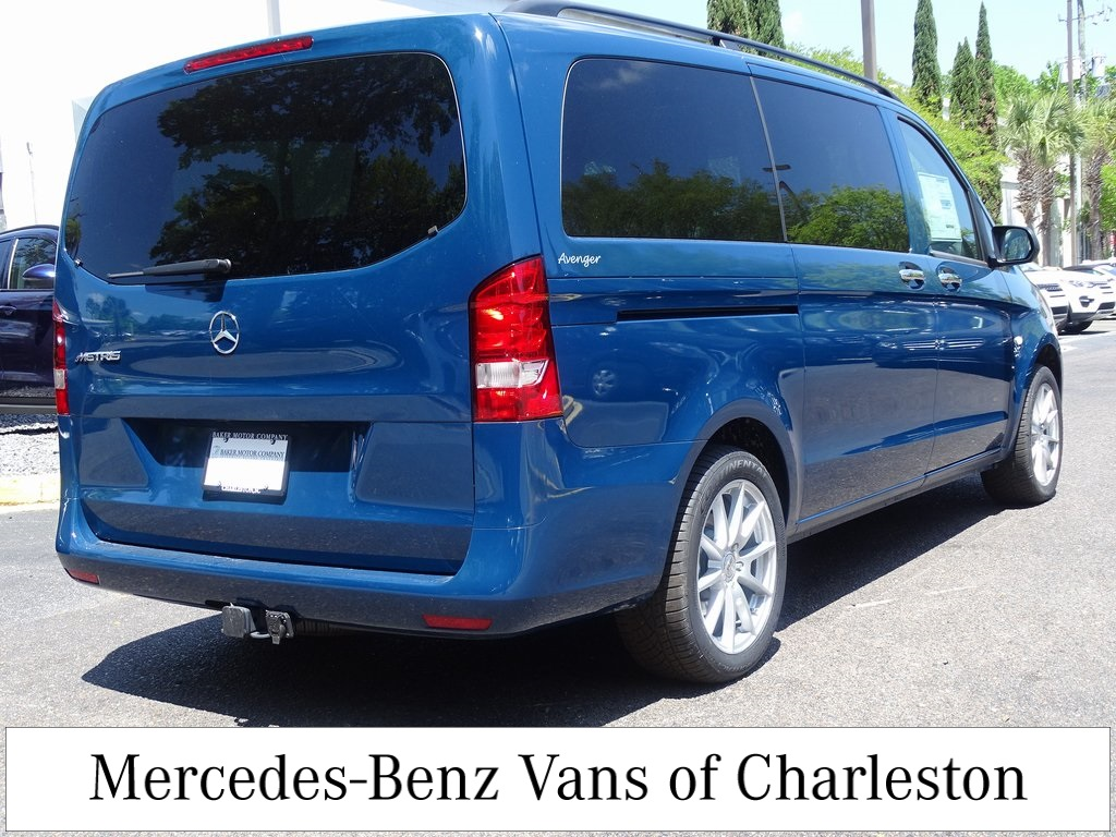 2019 Mercedes-Benz Metris 4x2, Passenger Van #MB8650 - photo 8
