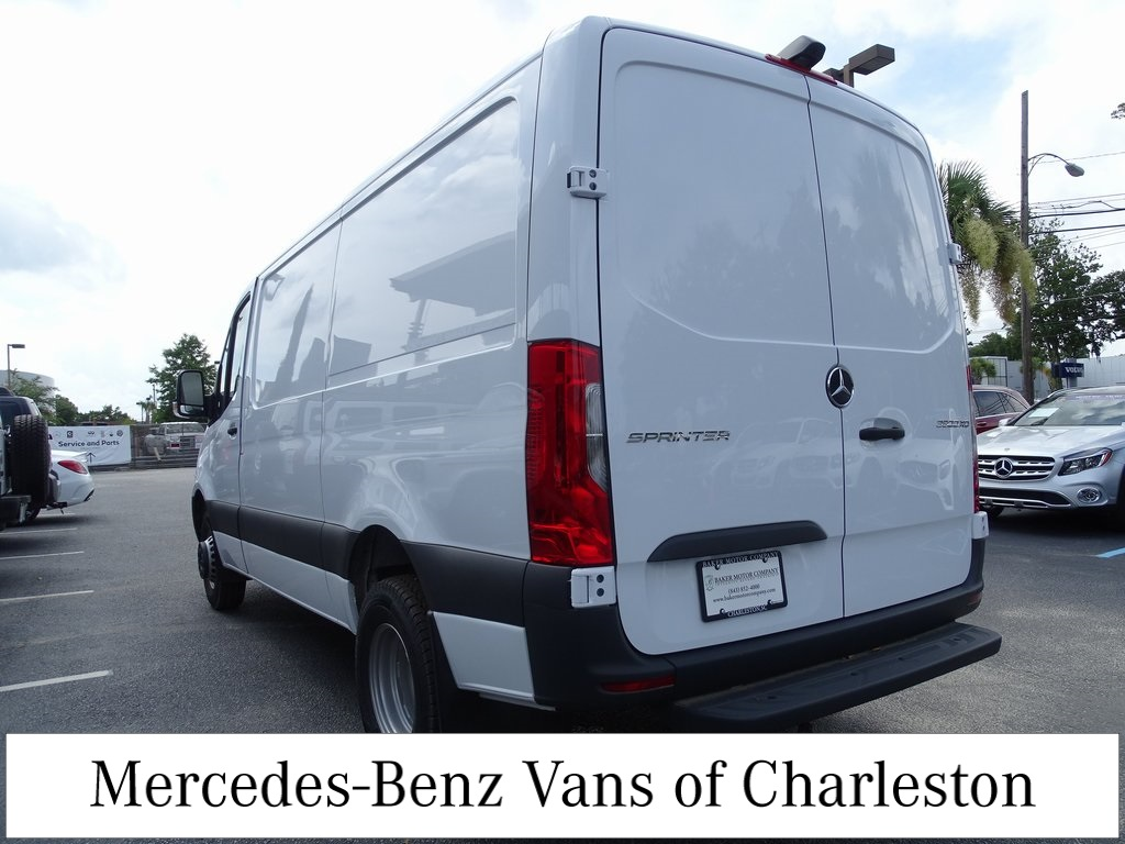 2019 Mercedes-Benz Sprinter 4500 Standard Roof 4x2, Empty Cargo Van #MB8970 - photo 5