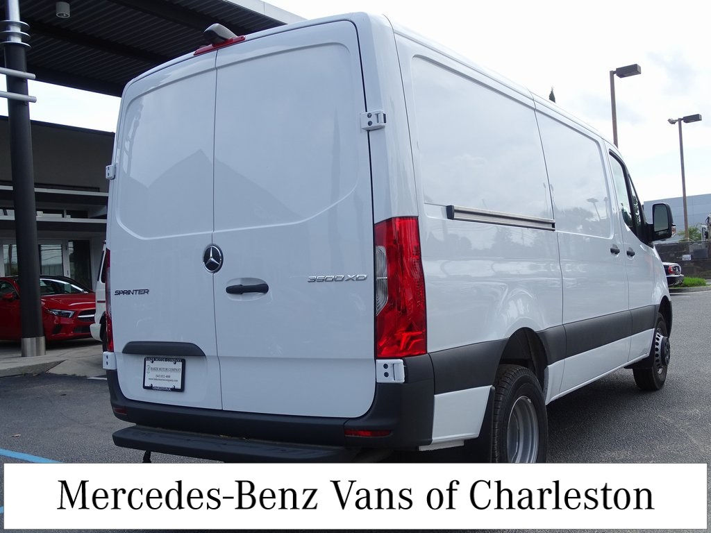 2019 Mercedes-Benz Sprinter 4500 Standard Roof 4x2, Empty Cargo Van #MB8970 - photo 6