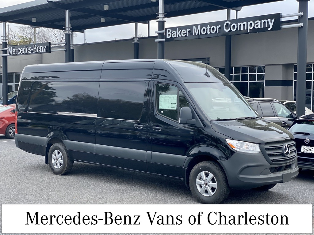2019 Mercedes-Benz Sprinter 2500 4x2, Empty Cargo Van #MB9941 - photo 1