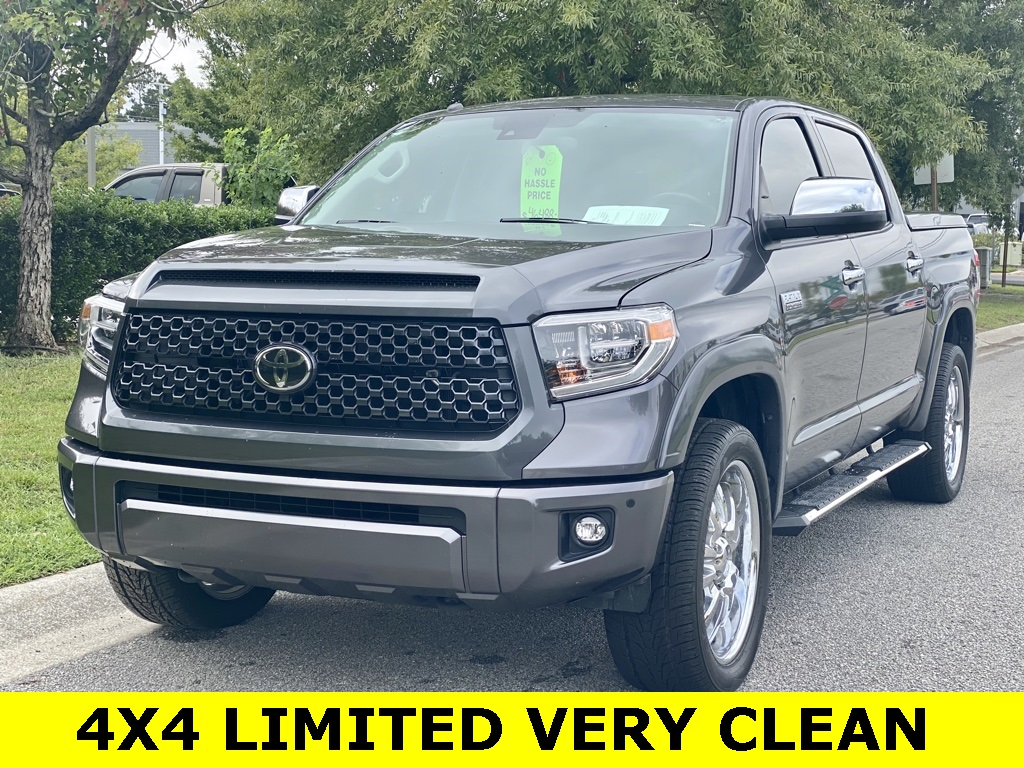 2018 Toyota Tundra Crew Cab 4x4, Pickup #PM8059A - photo 1