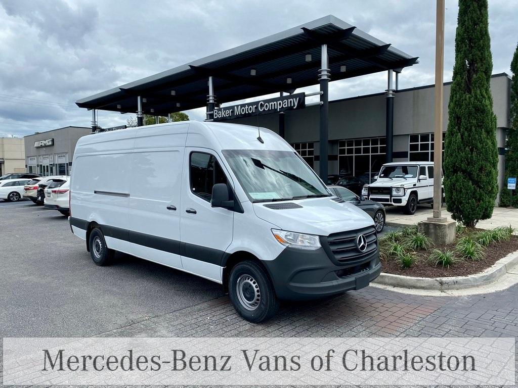 2020 Mercedes-Benz Sprinter 2500 High Roof 4x2, Empty Cargo Van #STK025736 - photo 1