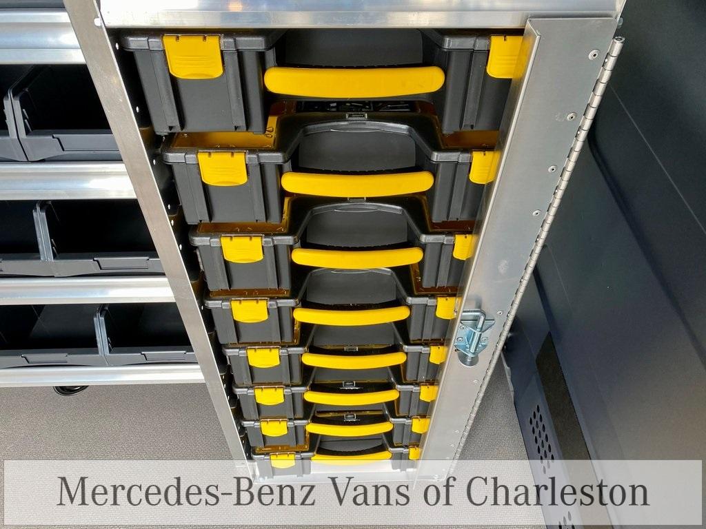 2020 Mercedes-Benz Sprinter 2500 High Roof 4x2, Ranger Design Plumber Upfitted Cargo Van #MB10653 - photo 16