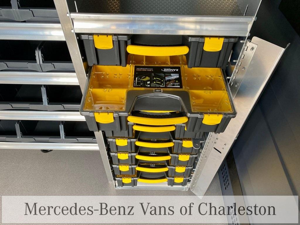 2020 Mercedes-Benz Sprinter 2500 High Roof 4x2, Empty Cargo Van #STK025736 - photo 17