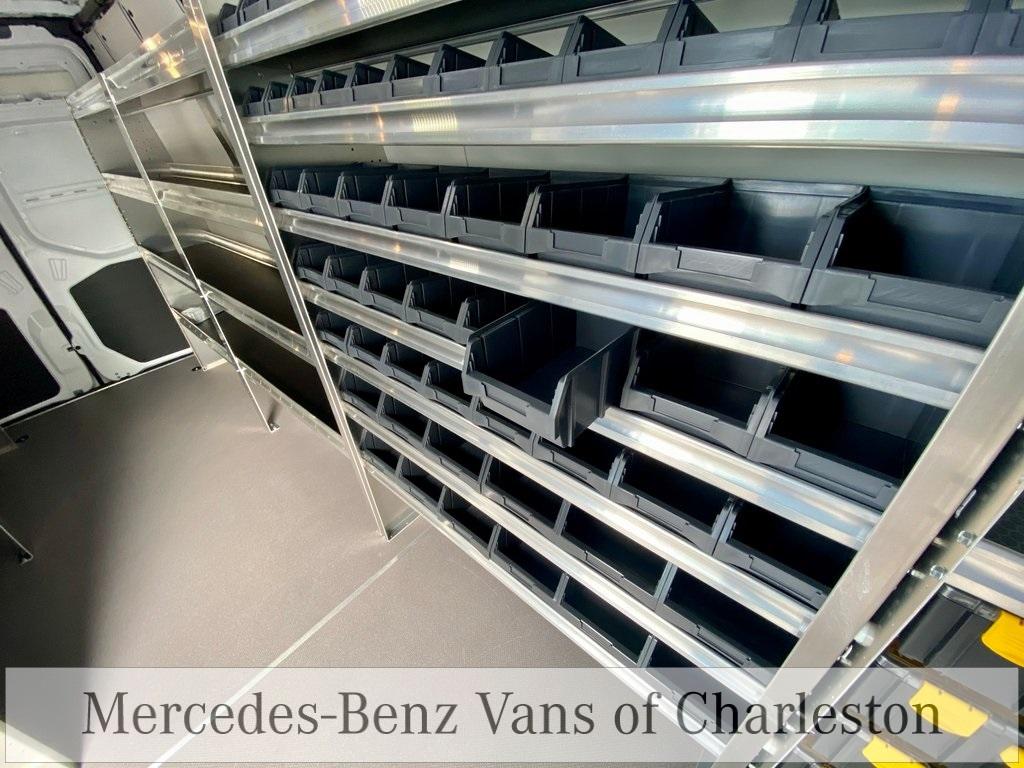 2020 Mercedes-Benz Sprinter 2500 High Roof 4x2, Empty Cargo Van #STK025736 - photo 20