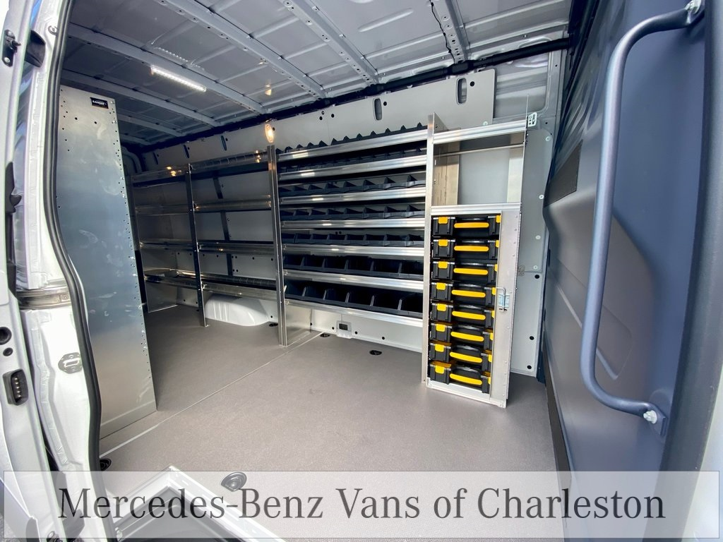 2020 Mercedes-Benz Sprinter 2500 High Roof 4x2, Ranger Design Plumber Upfitted Cargo Van #MB10653 - photo 3