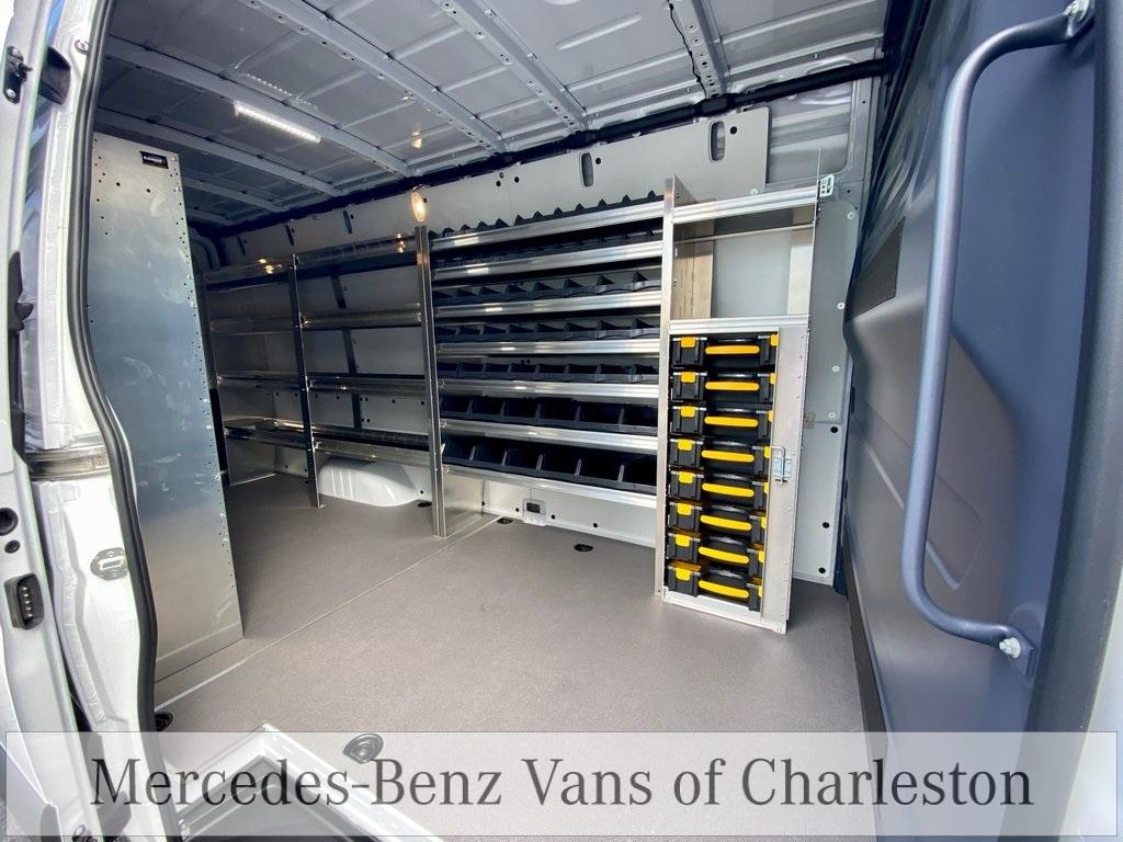 2020 Mercedes-Benz Sprinter 2500 High Roof 4x2, Empty Cargo Van #STK025736 - photo 3