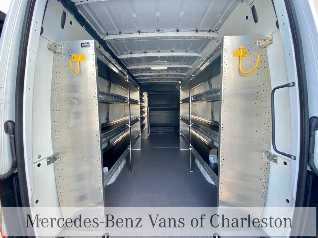 2020 Mercedes-Benz Sprinter 2500 High Roof 4x2, Empty Cargo Van #STK025736 - photo 2