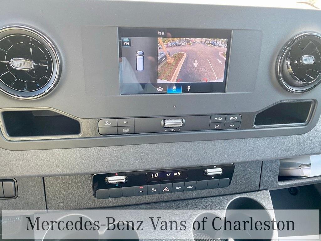 2020 Mercedes-Benz Sprinter 2500 High Roof 4x2, Ranger Design Plumber Upfitted Cargo Van #MB10653 - photo 4