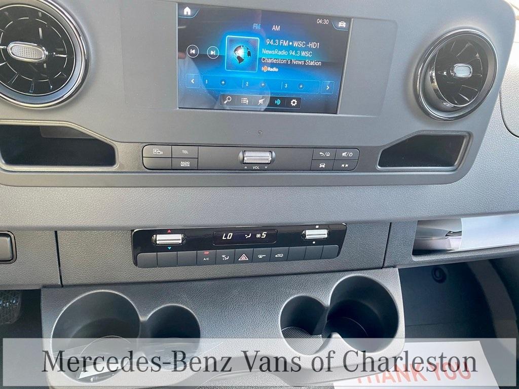 2020 Mercedes-Benz Sprinter 2500 High Roof 4x2, Ranger Design Plumber Upfitted Cargo Van #MB10653 - photo 5