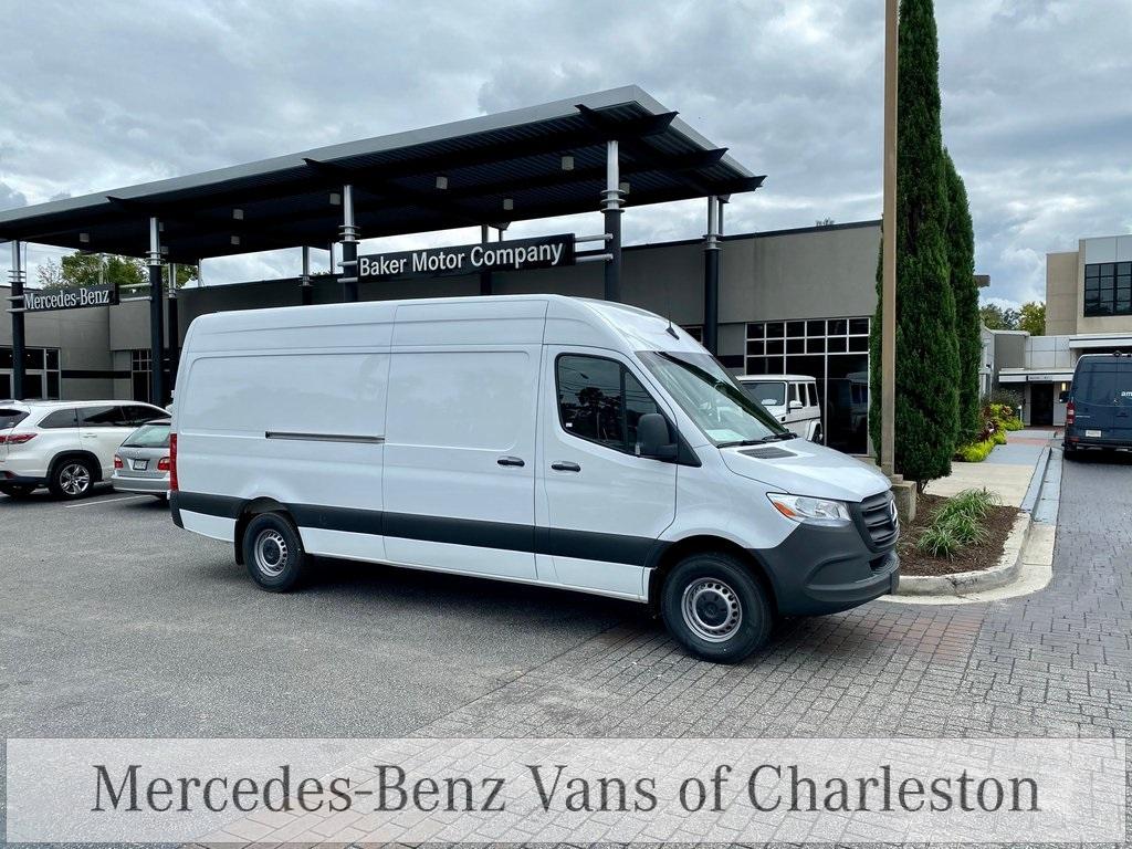 2020 Mercedes-Benz Sprinter 2500 High Roof 4x2, Empty Cargo Van #STK025736 - photo 9