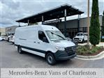 2020 Mercedes-Benz Sprinter 2500 High Roof 4x2, Ranger Design Plumber Upfitted Cargo Van #MB10653 - photo 1