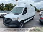 2020 Mercedes-Benz Sprinter 2500 High Roof 4x2, Empty Cargo Van #STK025736 - photo 11