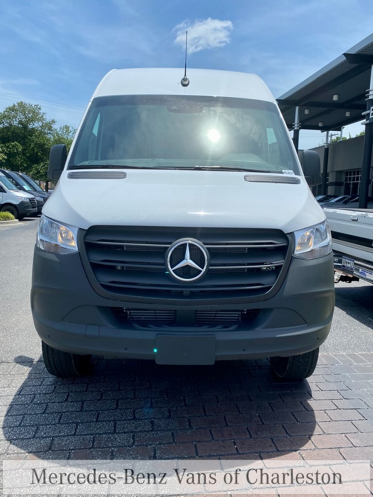 2020 Mercedes-Benz Sprinter 2500 High Roof 4x2, Empty Cargo Van #STK025848 - photo 2